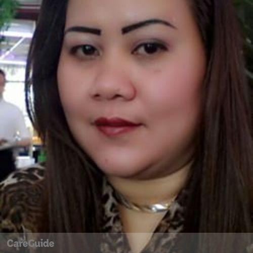 Canadian Nanny Provider Mayla Rivera's Profile Picture