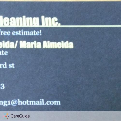 Housekeeper Provider Danny Almeida's Profile Picture