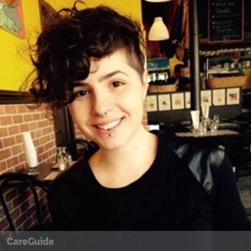 Canadian Nanny Provider Bianca Delle Donne's Profile Picture