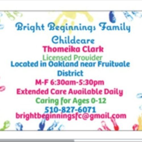 Child Care Provider Thomeika C Gallery Image 1