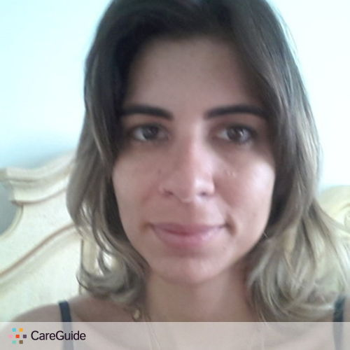 Housekeeper Provider Carolina Fontes's Profile Picture