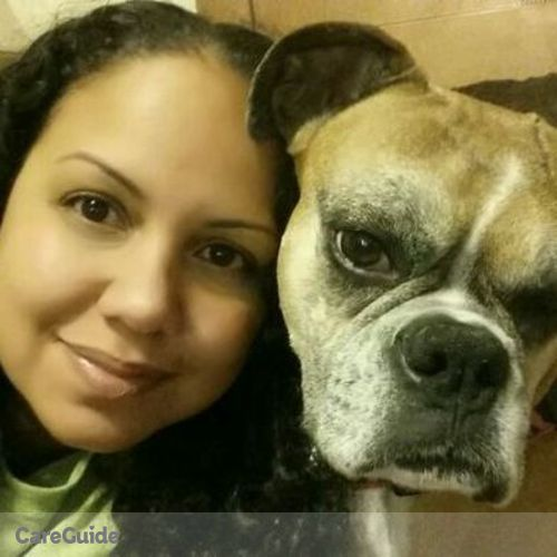 Pet Care Provider Jessika Sanchez's Profile Picture