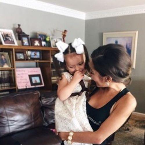 Canadian Nanny Provider Vanessa 's Profile Picture