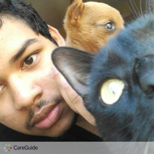 Pet Care Provider Julian Santana's Profile Picture