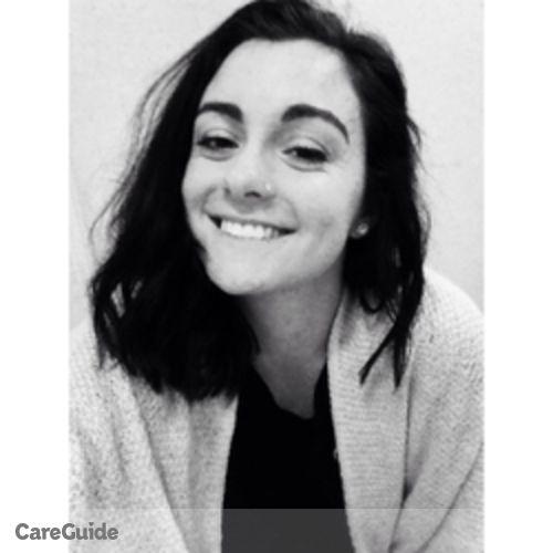 Canadian Nanny Provider Alexa Valderrama's Profile Picture