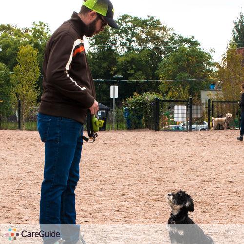 Pet Care Provider Chuck Johnston's Profile Picture
