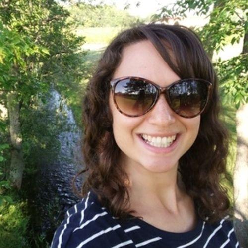 Canadian Nanny Provider Jessica Bentley's Profile Picture