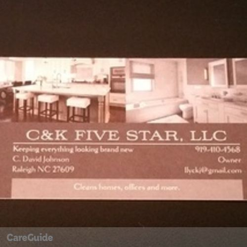 Housekeeper Provider C&K Five Star LLC's Profile Picture
