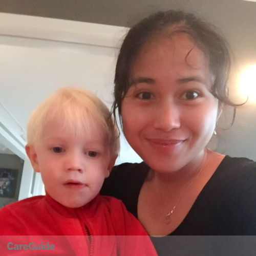 Canadian Nanny Provider Ethillyn Saldua's Profile Picture