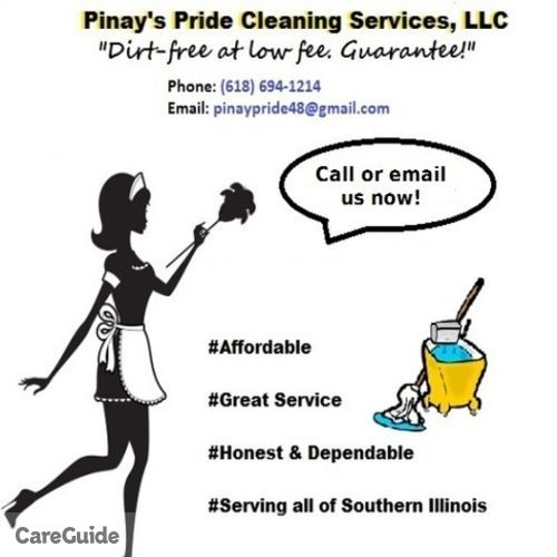 Housekeeper Provider Pinay's Pride Cleaning Service's Profile Picture