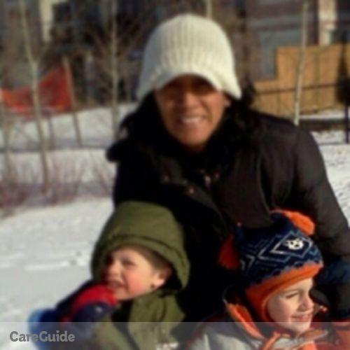 Canadian Nanny Provider Magali Hilario Losano's Profile Picture