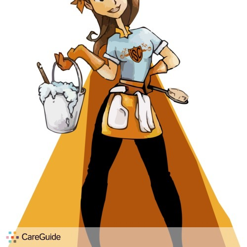 Housekeeper Provider Victoryia Praudzitskaya's Profile Picture