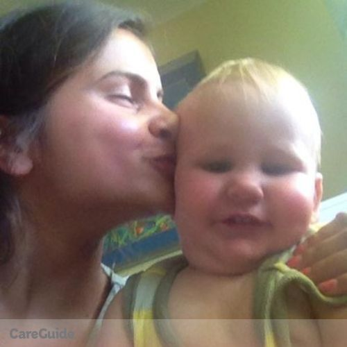 Canadian Nanny Provider Marielle Balanaser's Profile Picture