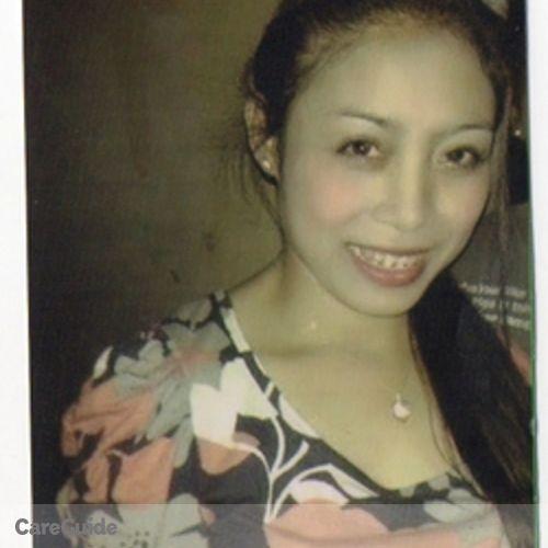 Canadian Nanny Provider Jonefe E's Profile Picture