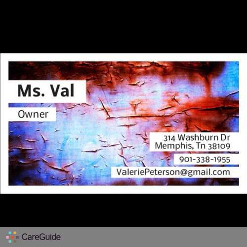 Housekeeper Provider Valerie Peterson's Profile Picture