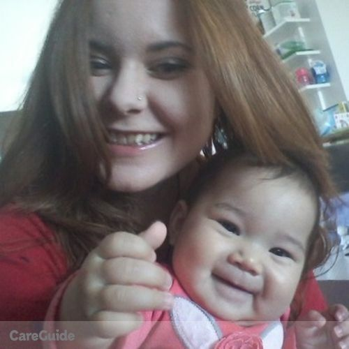 Canadian Nanny Provider Erica Laub's Profile Picture