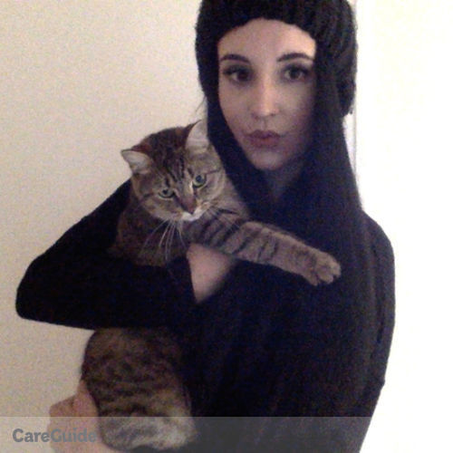 Canadian Nanny Provider Sabrina M's Profile Picture