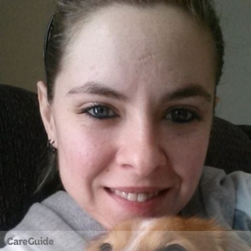 Canadian Nanny Provider Stephanie Fyfe's Profile Picture
