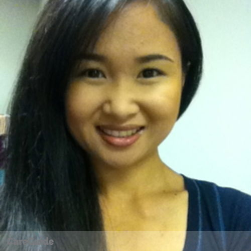 Canadian Nanny Provider Nutcha Promthongkaew's Profile Picture