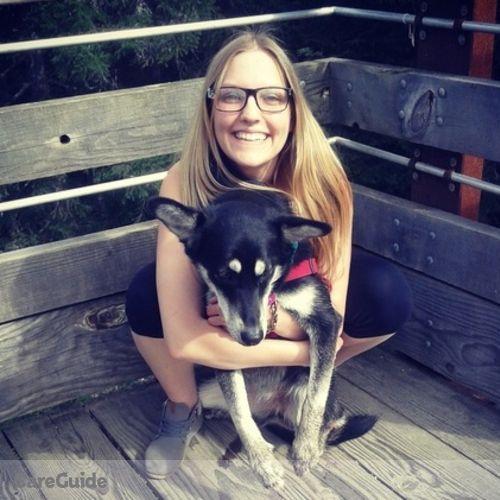 Canadian Nanny Provider Shea Serzisko's Profile Picture