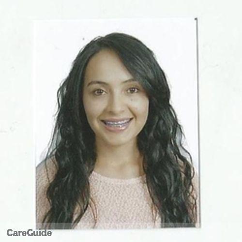 Canadian Nanny Provider Lina Cipagauta's Profile Picture