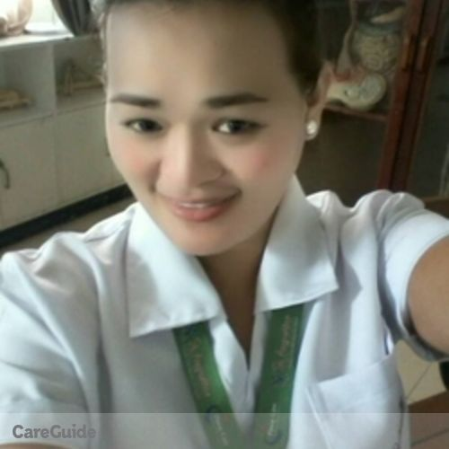 Canadian Nanny Provider Angelica Capinia's Profile Picture
