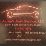 Aaron's Auto service LLC.