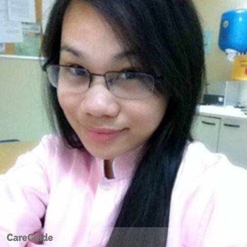 Canadian Nanny Provider Abigail Cadivida's Profile Picture