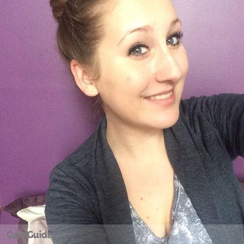 Canadian Nanny Provider Krista H's Profile Picture