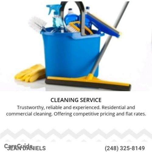 Trustworthy, Reliable & Efficient Cleaning Services