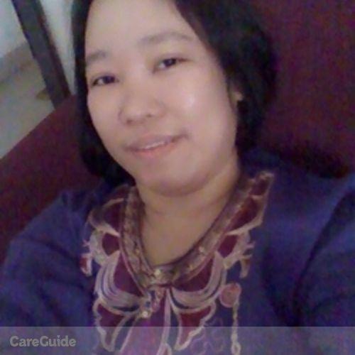 Canadian Nanny Provider Daisy Tonog's Profile Picture