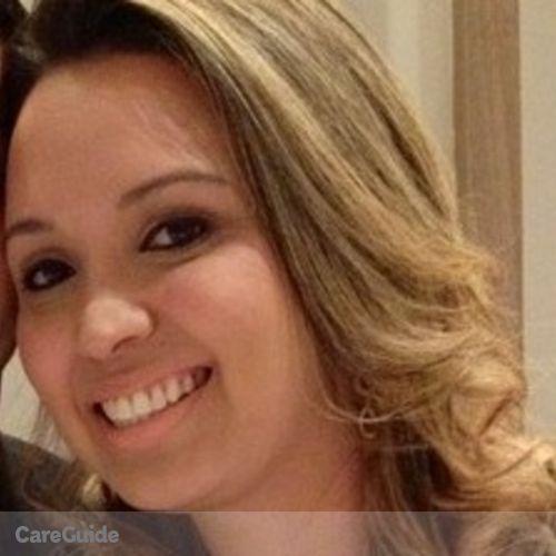 Canadian Nanny Provider Aline Silva's Profile Picture