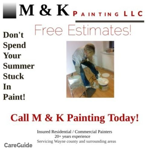 Painter Provider Kevin Katcher and Mark Stebleton's Profile Picture
