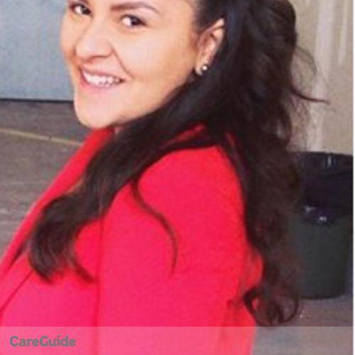 Canadian Nanny Provider Andreea K's Profile Picture