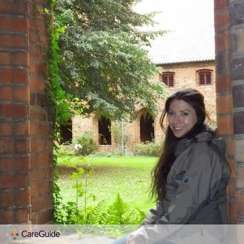 House Sitter Provider Alexandra Pegnato's Profile Picture