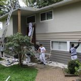 Painter in Abbotsford