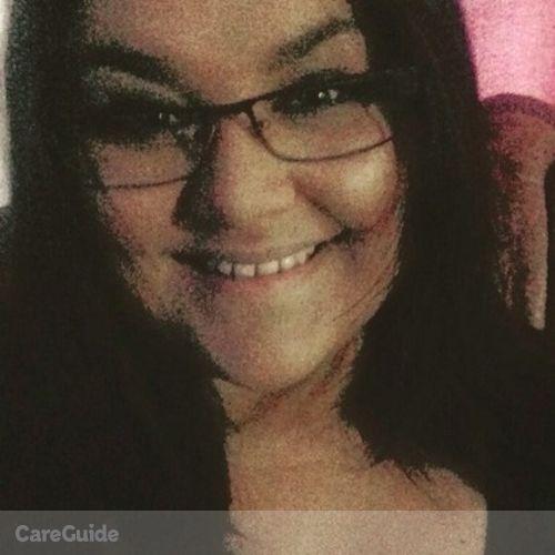 Canadian Nanny Provider Gabriella M's Profile Picture