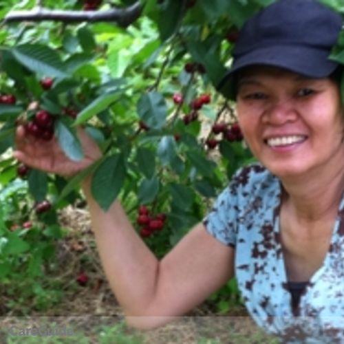 Canadian Nanny Provider Yolanda D's Profile Picture