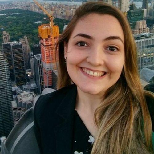Canadian Nanny Provider Maria A's Profile Picture