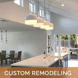 Home remodeling company, locally and veteran owned company