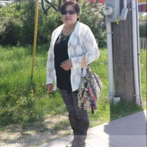 Canadian Nanny Provider Letecia L's Profile Picture