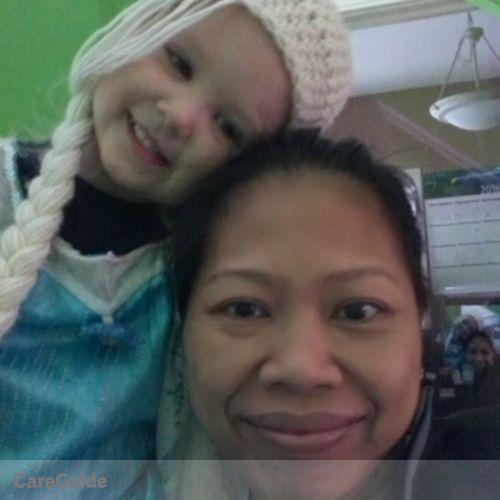 Canadian Nanny Provider Amapola B's Profile Picture