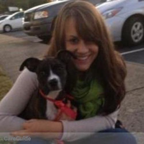 Pet Care Provider Katie Gonzalez's Profile Picture