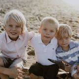 Warm family with three boys looking for a fun and energetic nanny