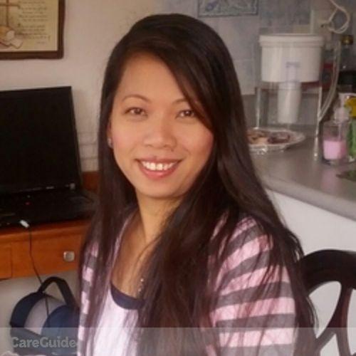 Canadian Nanny Provider Emilia Tomas's Profile Picture