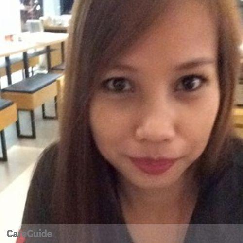 Canadian Nanny Provider Michelle Dobla's Profile Picture