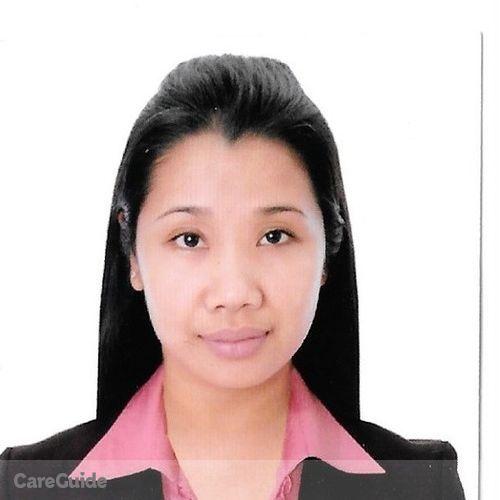 Elder Care Provider Venus Colorque's Profile Picture