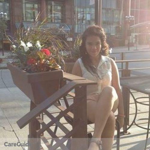Canadian Nanny Provider Camila Moran's Profile Picture