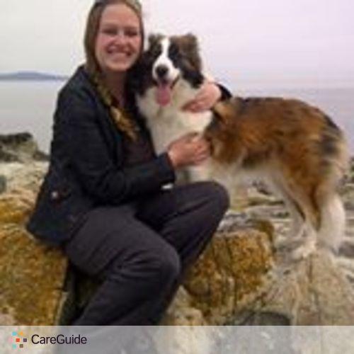 Pet Care Provider Caitlin Reid's Profile Picture