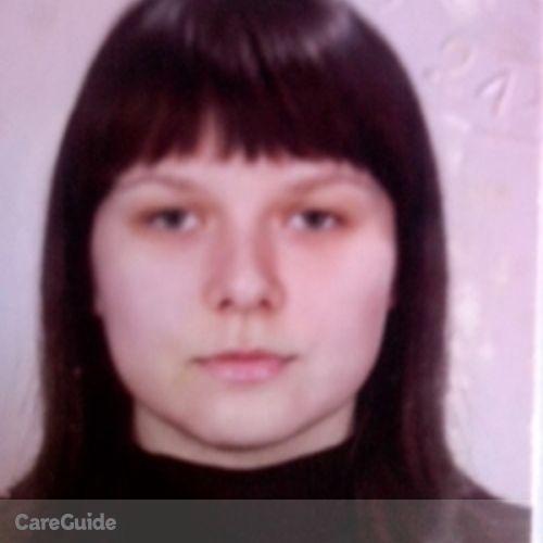 Canadian Nanny Provider Vlada Volna's Profile Picture